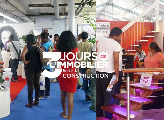 3 jours de l 39 immobilier et construction guadeloupe salon - Salon de l habitat chambery ...