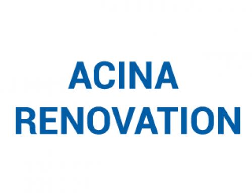 ACINA RENOVATION